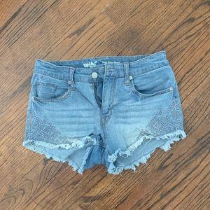 Missimo high rise shorts